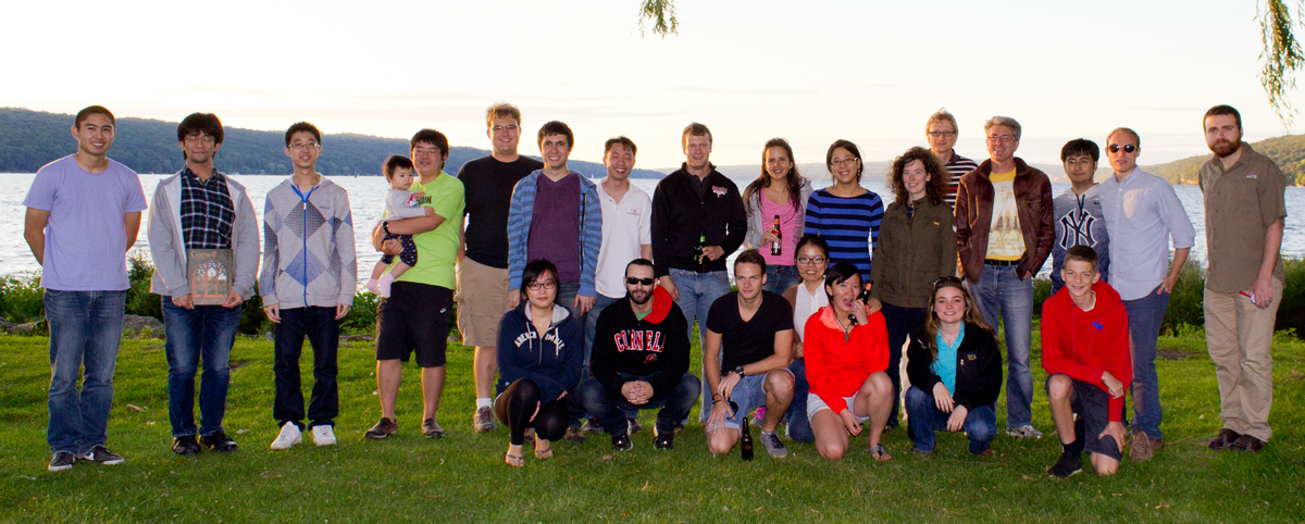 Group BBQ 2014